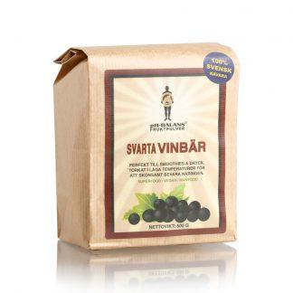 Svartvinbärspulver svenskt 500 g